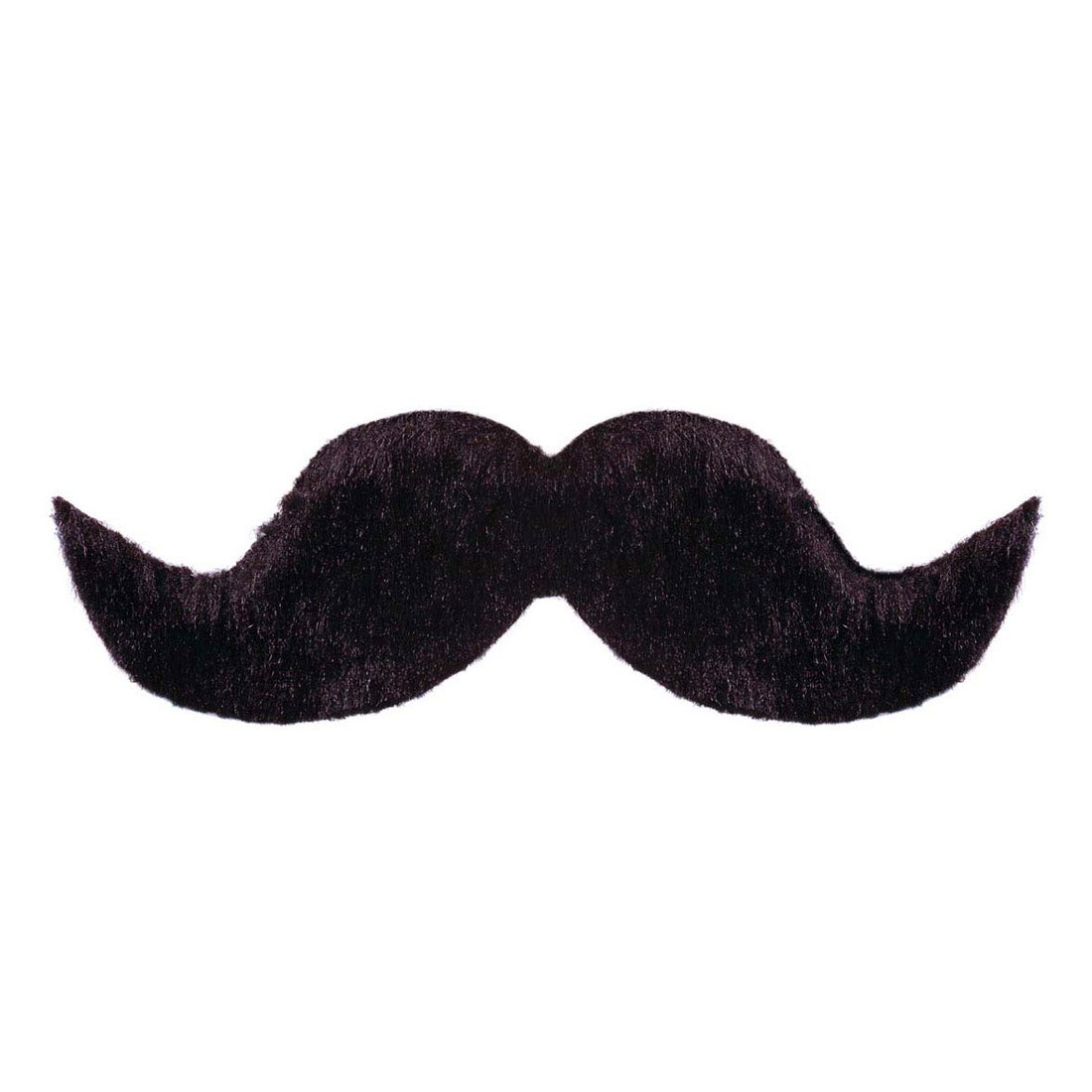 Bärte schwarzer Schnurrbart falscher Bart Oliba, 2,99
