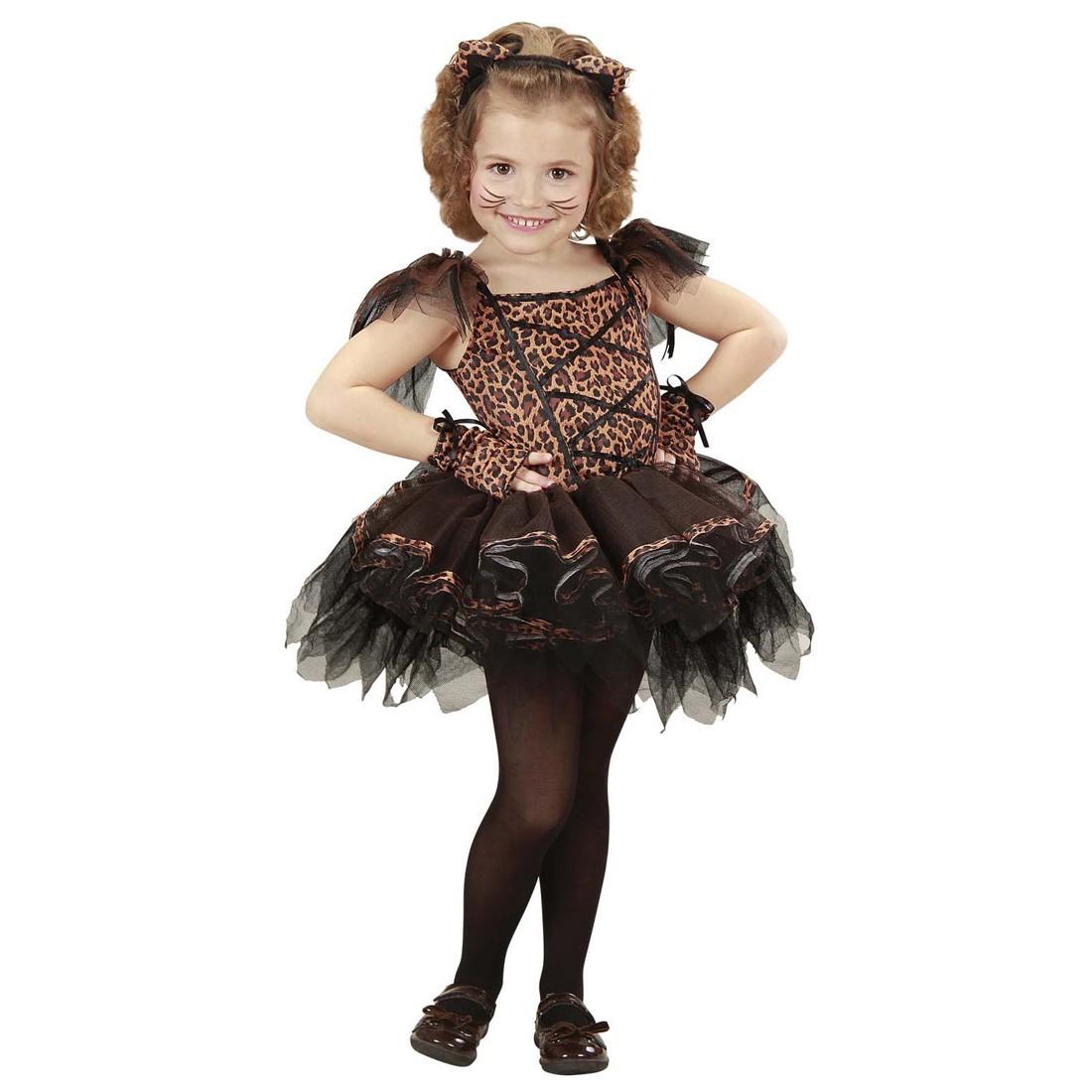 ballerina kost m leopard tutu katzenkost m kinder leoparden t t kinderkost m leopardenkost m
