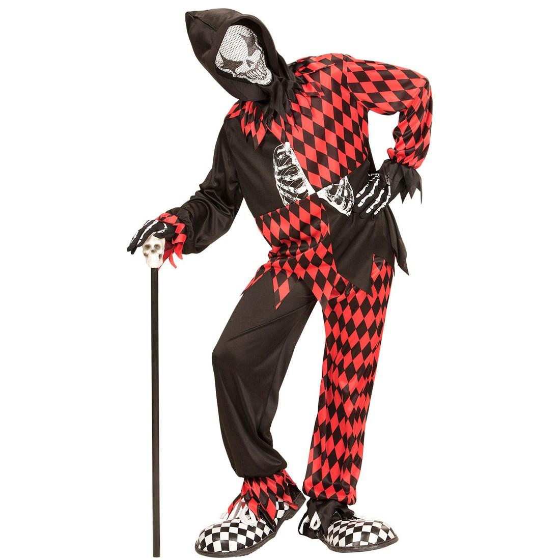 b ser clown kinderkost m harlekin kost m halloween 22 99. Black Bedroom Furniture Sets. Home Design Ideas