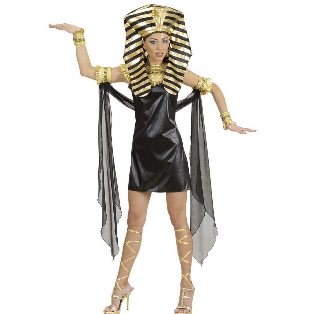 cleopatra kost m gypterin kost mset pharaonin komplett. Black Bedroom Furniture Sets. Home Design Ideas