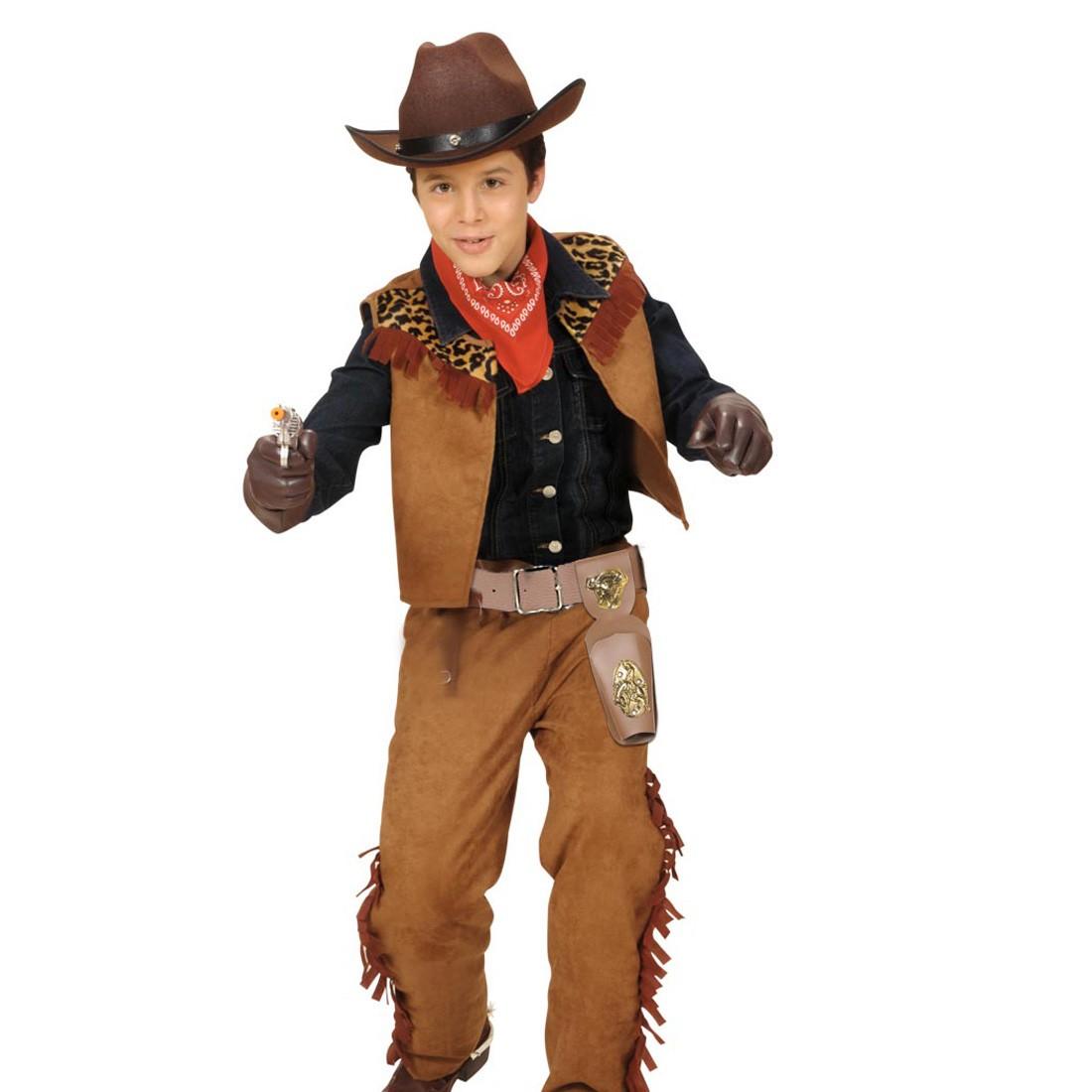 Cowboy Pistolen Halter Pistolenhalfter Holster 6 39