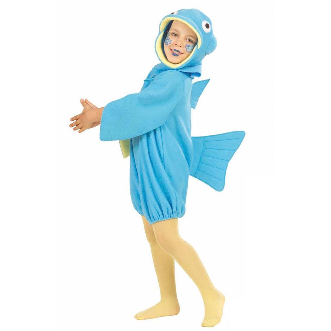 Fischkostum Kinderkostum Xs 116 Fisch Kostum Fur Kinder Karneval 21