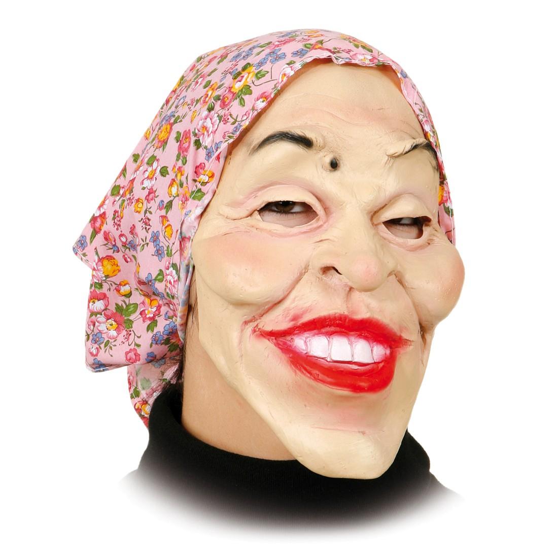 alte weiße Oma