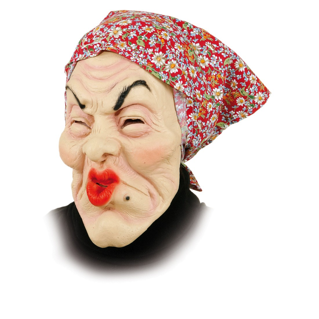Gummi Maske Oma Masken Fur Fasching Karnevalsmasken 9 99