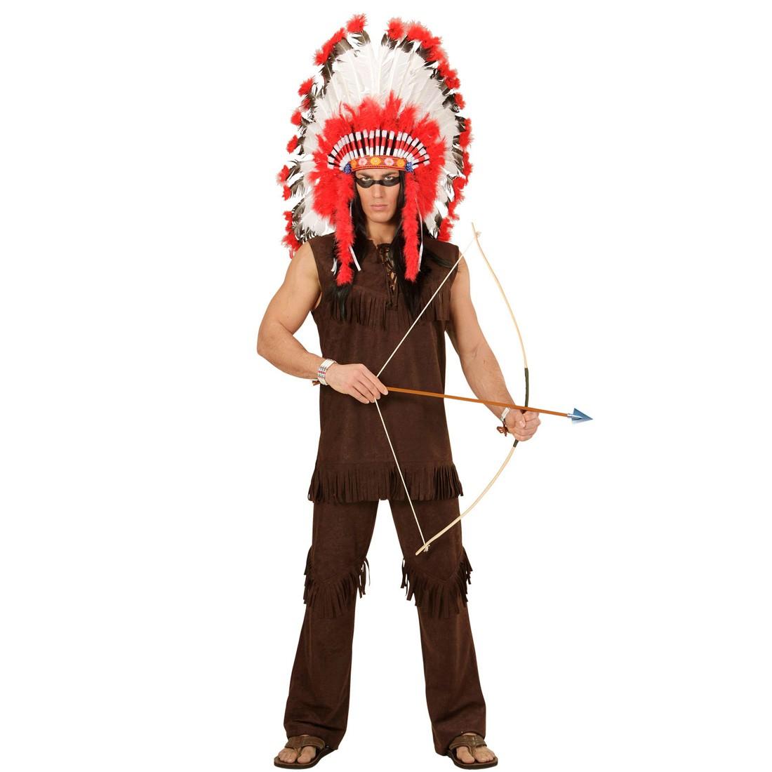 indianer kost m herren h uptling westernkost m 29 99. Black Bedroom Furniture Sets. Home Design Ideas