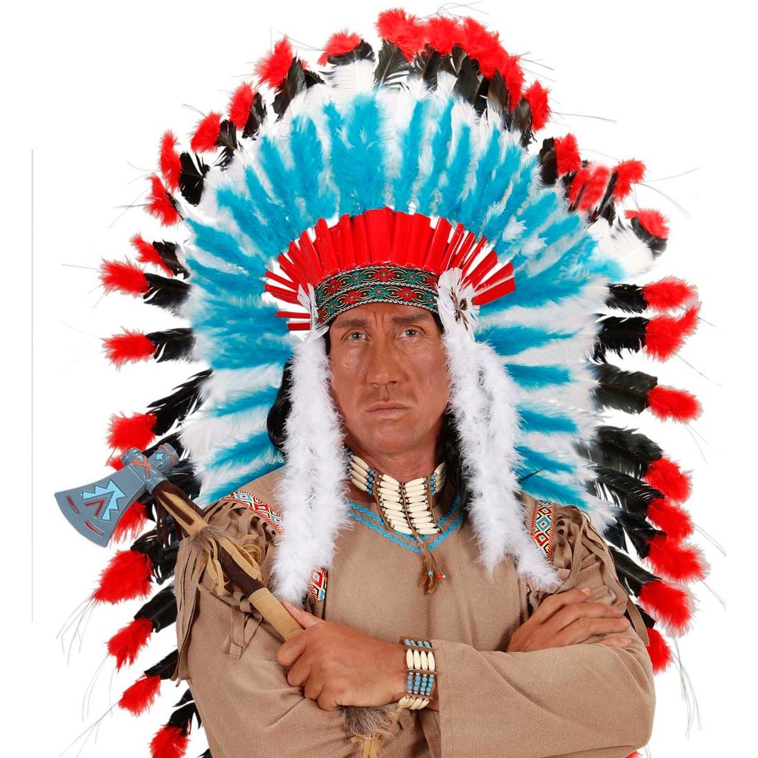 Indianerschmuck  Indianer Schmuck Halskette Indianerschmuck Hals Kette, 5,99 €