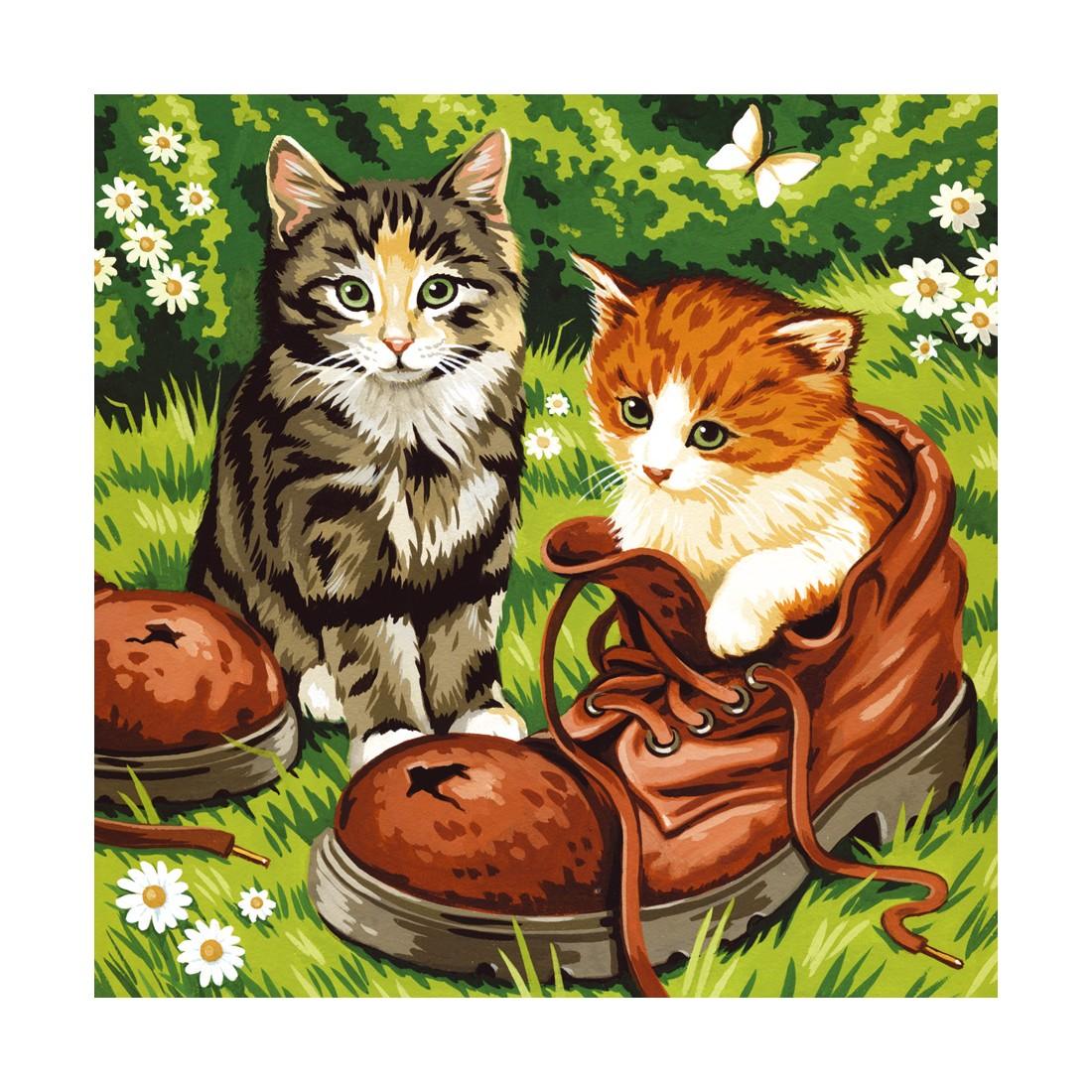 Fein Süße Katze Druckbare Malvorlagen Bilder - Entry Level Resume ...