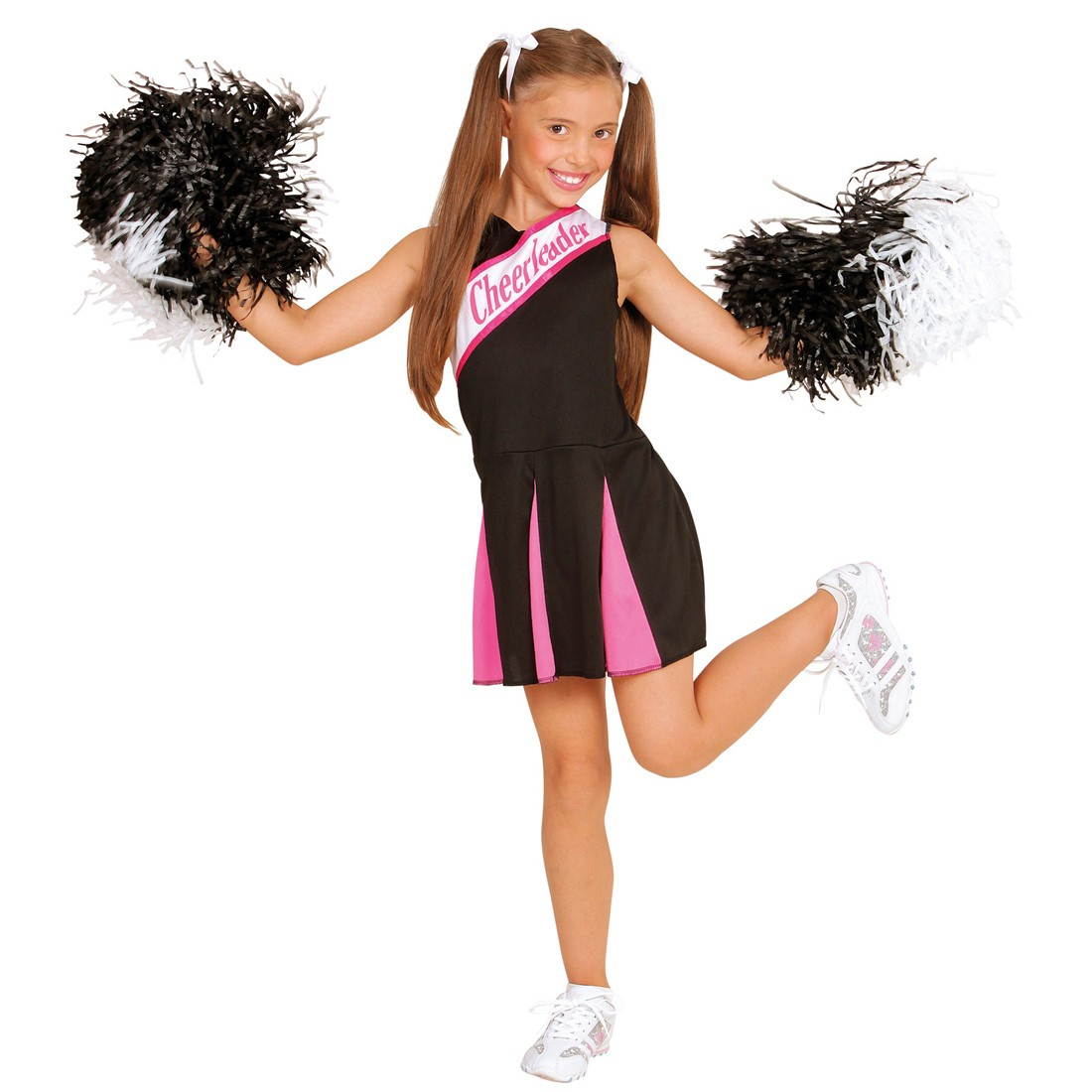 kinder cheerleader kost m m dchen cheerleaderkost m 17 99. Black Bedroom Furniture Sets. Home Design Ideas