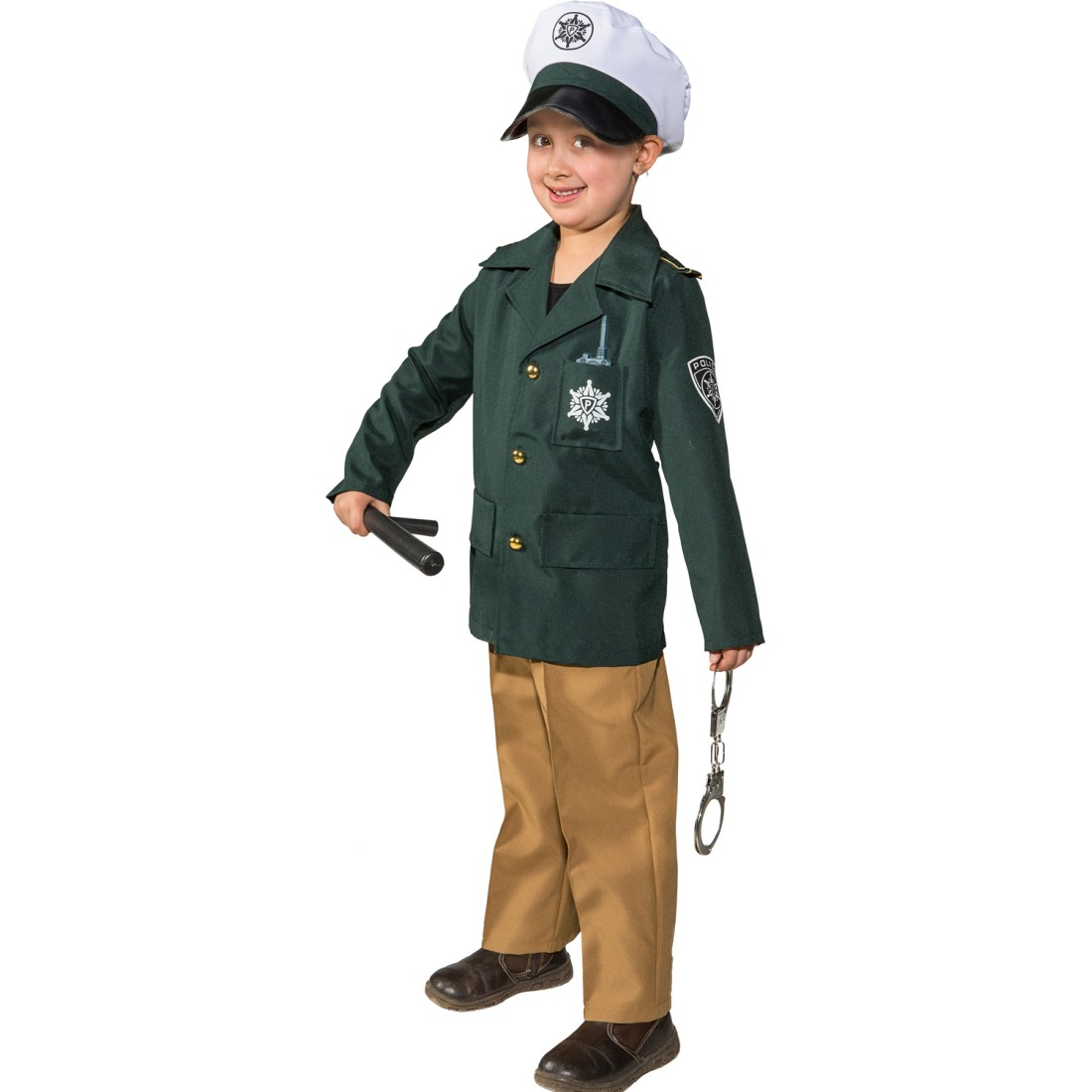 Kinderkostum Polizei Polizisten Kostum Fur Kinder 22 99