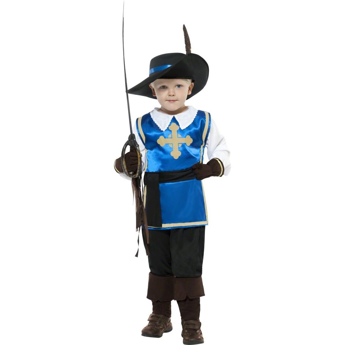 Новогодний костюм для мальчика мушкетер своими руками