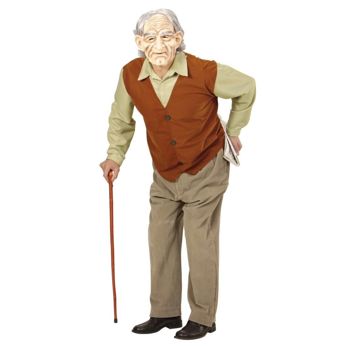 50 jahre alter mann aus anforderungen