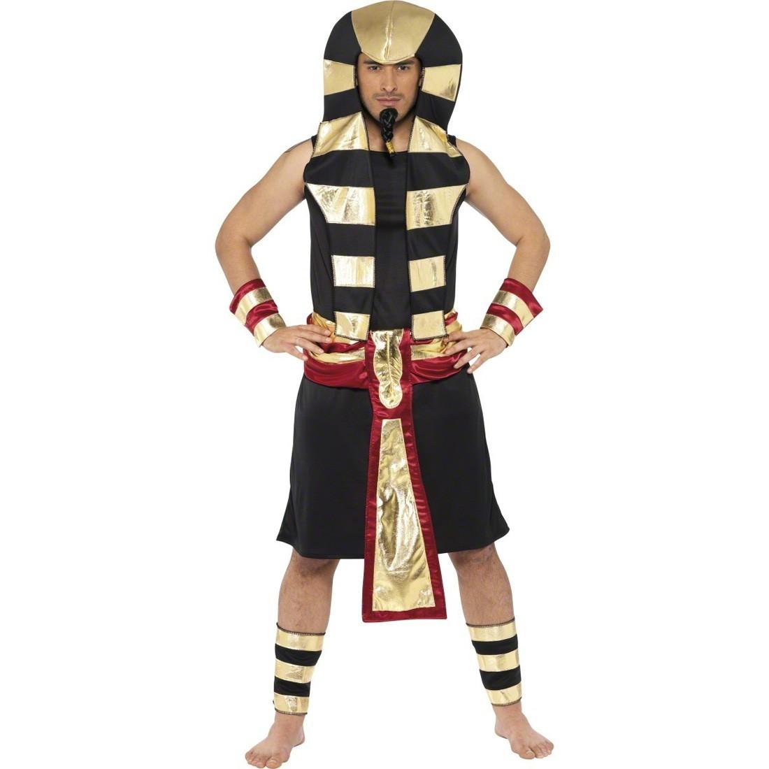 Как сделать костюм фараона своими руками? 67