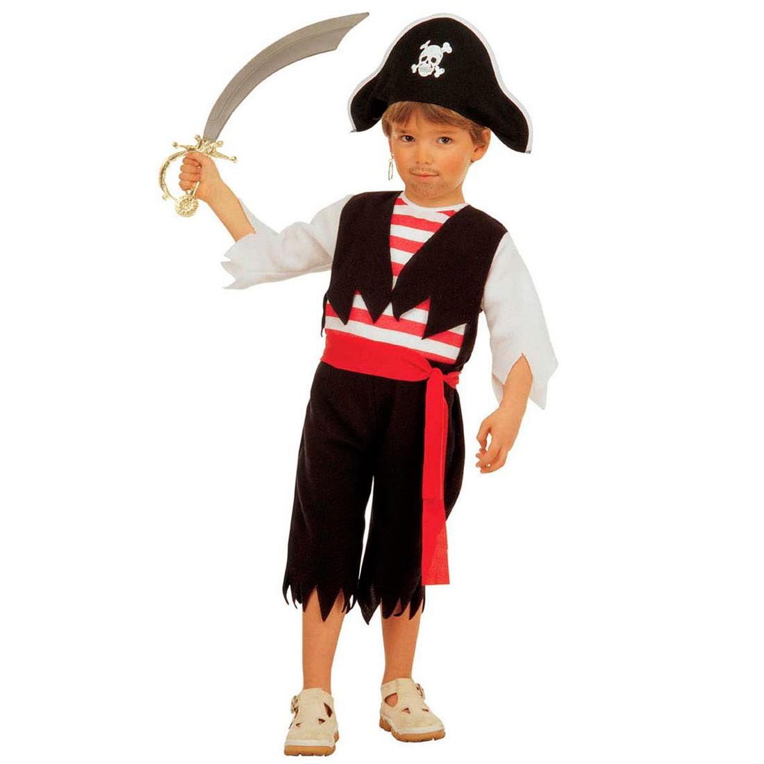Костюм пирата своими руками на скорую руку фото