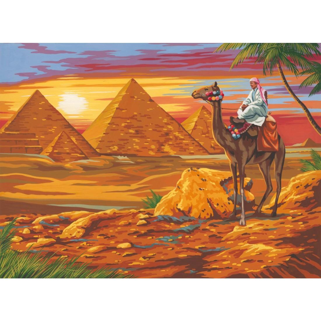 Nett Kamel In Der Wüste Malvorlagen Zeitgenössisch - Malvorlagen ...