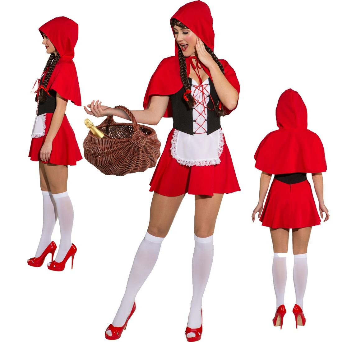 Rotkappchen Kostum Karneval Marchen Kostume 26 95