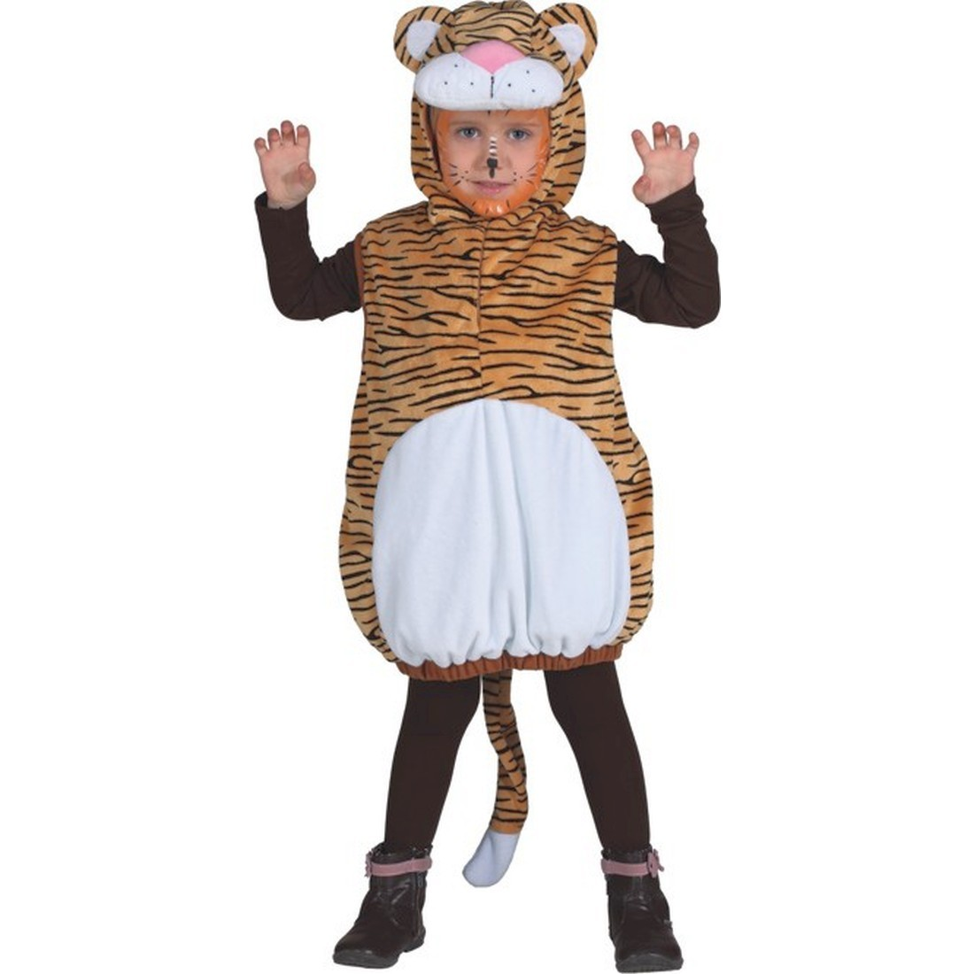 tigerkost m kost m kleinkind tiger 104 3 4 jahre 22 95. Black Bedroom Furniture Sets. Home Design Ideas