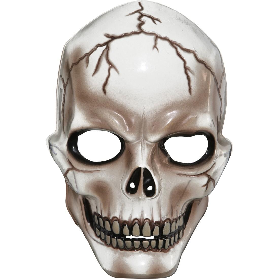 totenkopf maske totensch del horrormaske durchsichtig 5 49. Black Bedroom Furniture Sets. Home Design Ideas