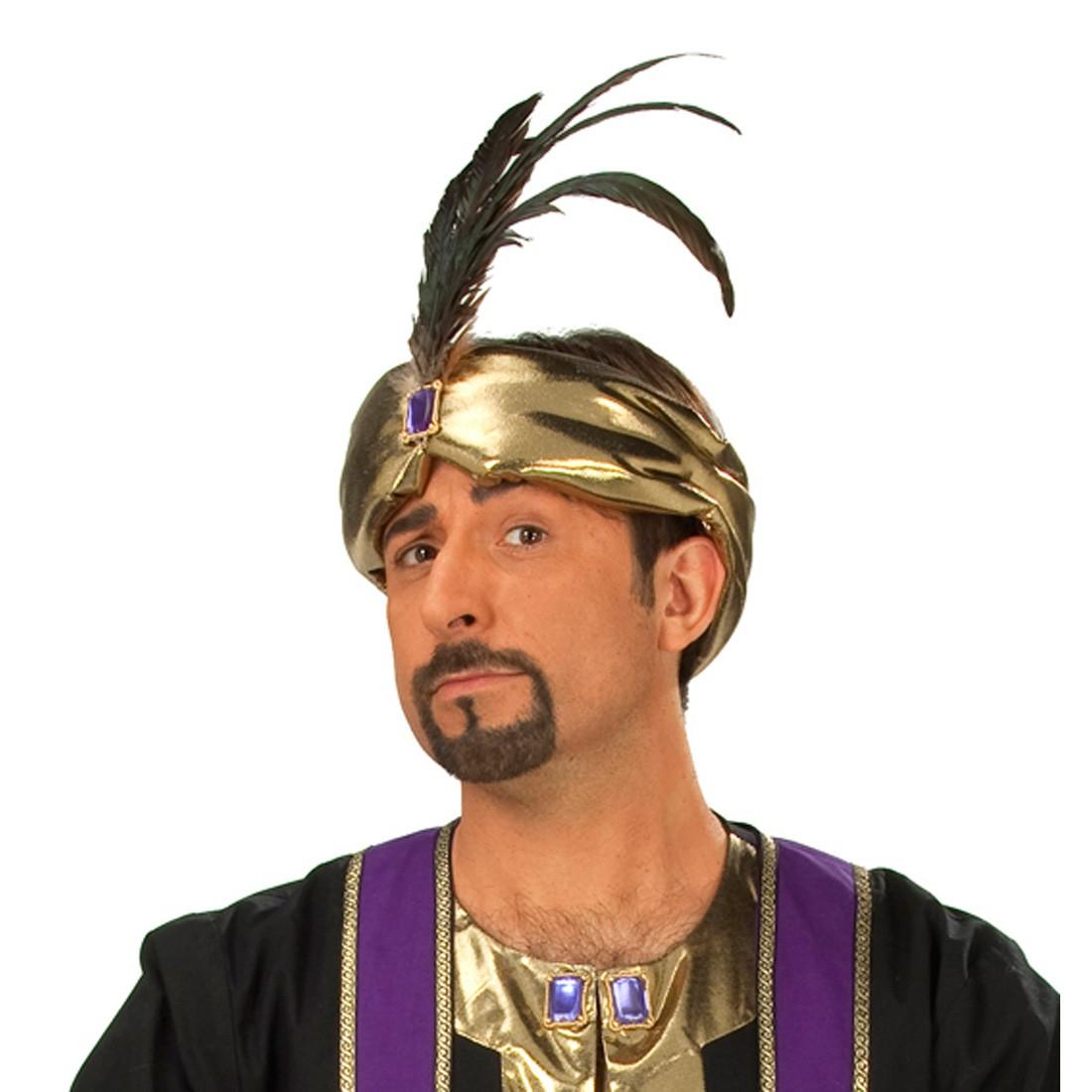 Сделать чалму для султана своими руками