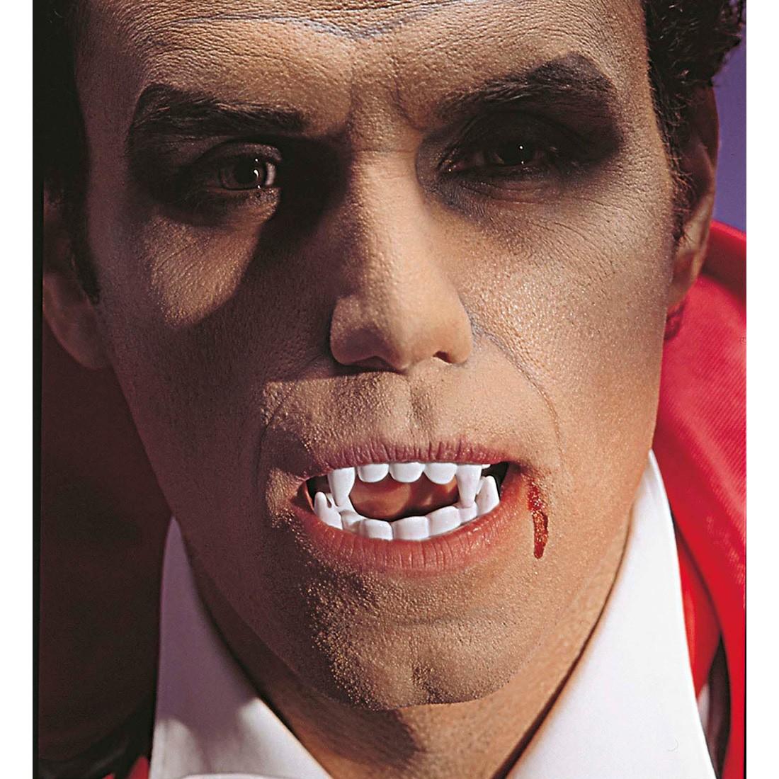 vampir zähne mensch