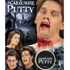 NET TOYS Bisswunde Karneval Vampir Make up Vampirbisse Halloween Dracula Wunden