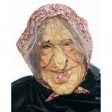 opa maske alter mann faschingsmaske 16 49. Black Bedroom Furniture Sets. Home Design Ideas