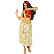Hawaii Bastrock Hula Rock Hawaiirock beige 78 cm