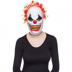 Horror Clown Maske Clownsmaske