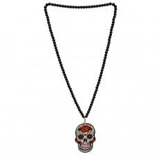 Zombie Halswunde Halsband künstliche Wunde Horror Halskette Untoter Schminke