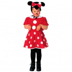 Minnie Mouse Kostüm Maus Kinderkostüm