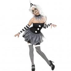 clown kostüm damen übergröße