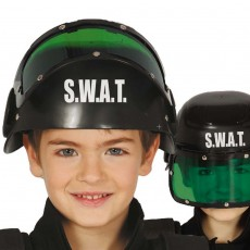 SWAT Kinderhelm Polizeihelm Kinder
