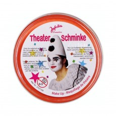 Theater Schminke Makeup orange