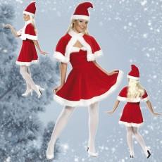 weihnachtsfrau kost m g nstig weihnachtsfraukost m. Black Bedroom Furniture Sets. Home Design Ideas