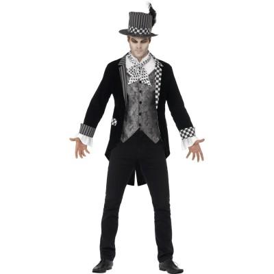 Dunkler Hutmacher Kostum Dark Hatter Halloweenkostum 52 99
