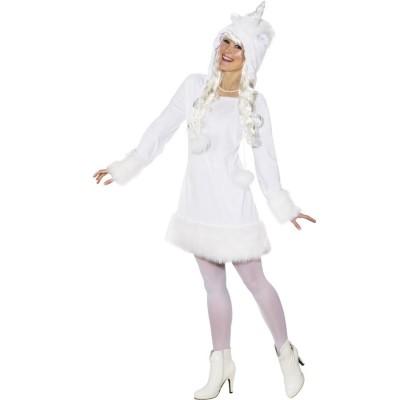 Einhorn Kostum Damen Einhornkleid 34 95