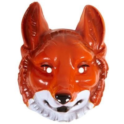 fuchs maske fuchsmaske rotfuchs tiermaske fox faschingsmaske tier karnevals 4 99. Black Bedroom Furniture Sets. Home Design Ideas