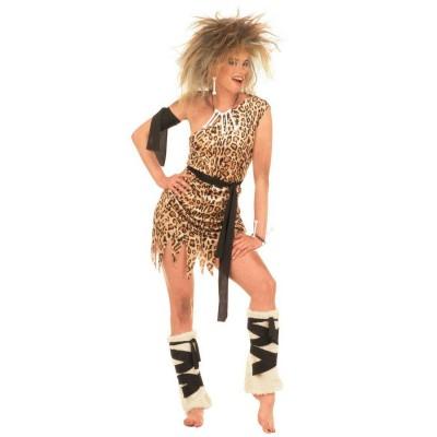 Jane Dschungel Kostum Steinzeit Frau Gr L 24 99
