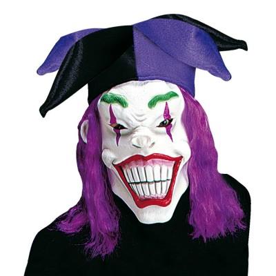 Joker Maske Clown Harlekin Clownsmaske Clownmaske Karneval 14 99