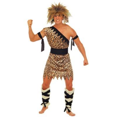 Kostum Tarzan Urwald Mensch Dschungel Kostum 24 99