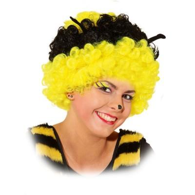 Perucke Biene Gelb Hummel Faschingsperucke 15 99
