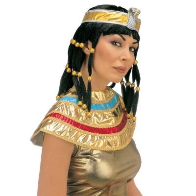 Perucke Cleopatra Mit Collar Agypten Karneval 22 99