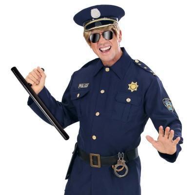 Fasching Polizei Stock Schlagstock Polizist Karneval Kostum Zubehor