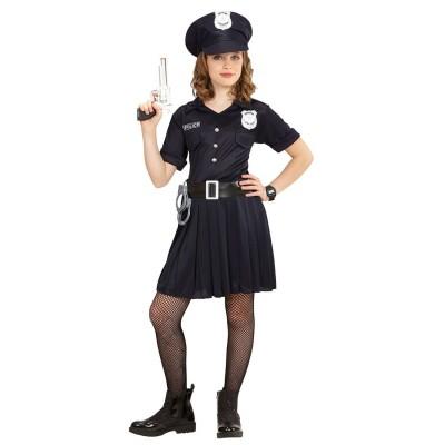 Polizeikostum Madchen Kinder Polizistin Kostum 23 99