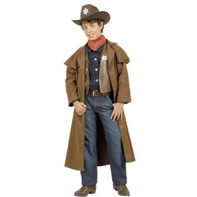 Sheriff Kostum Kinder Cowboykostum Cowboy Westernkostum Wild West