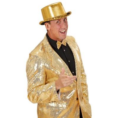 Show Hut Gold Zylinderhut Kopfbedeckung 8 99