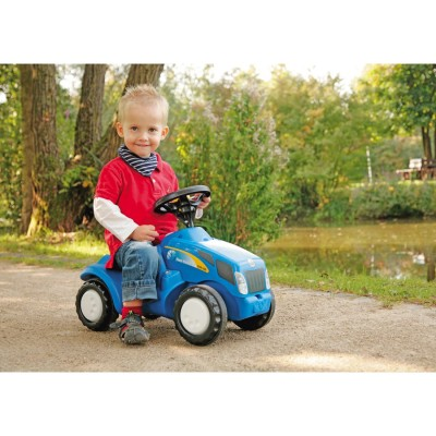 Tretauto Mini New Holland Rolly Toys