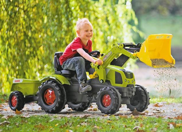 Tretautos & Traktoren